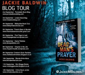 Dead Man's Prayer Blog Tour 2016